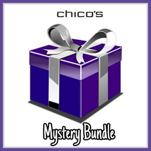 Chico's 10piece Mystery Resell Bundle